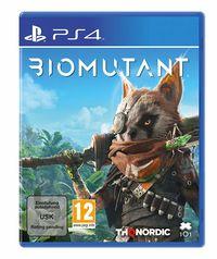 Hier klicken, um das Cover von Biomutant Standard Edition (PS4) zu vergrößern