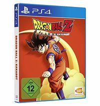 Hier klicken, um das Cover von Dragon Ball Z: Kakarot (PS4) zu vergrößern