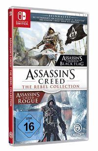 Hier klicken, um das Cover von Assassin's Creed The Rebel Collection (Switch) zu vergrößern