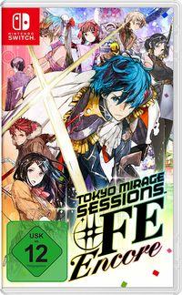 Hier klicken, um das Cover von Tokyo Mirage Session #FE Encore (Switch) zu vergrößern