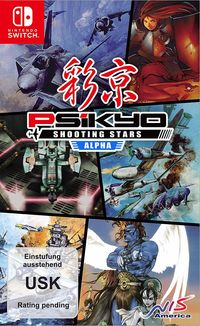 Hier klicken, um das Cover von Psikyo Shooting Stars Alpha Limited Edition (Switch) zu vergrößern