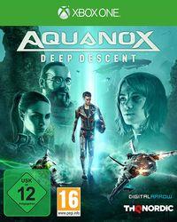 Hier klicken, um das Cover von Aquanox Deep Descent (Xbox One) zu vergrößern