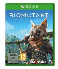 Hier klicken, um das Cover von Biomutant Standard Edition (Xbox One) zu vergrößern