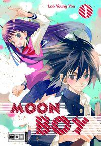 Hier klicken, um das Cover von Moon Boy 1 zu vergrößern