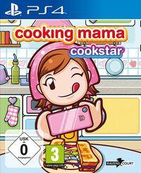 Hier klicken, um das Cover von Cooking Mama CookStar (PS4) zu vergrößern