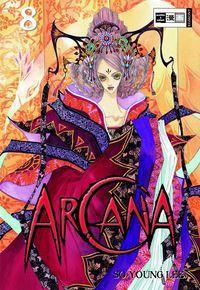 Hier klicken, um das Cover von Arcana 8 zu vergrößern
