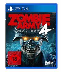 Hier klicken, um das Cover von Zombie Army 4: Dead War (PS4) zu vergrößern