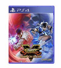 Hier klicken, um das Cover von Street Fighter V - Champions Edition (Ps4) zu vergrößern