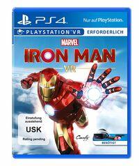 Hier klicken, um das Cover von Marvel's Iron Man VR (PSVR) zu vergrößern