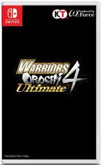 Hier klicken, um das Cover von Warriors Orochi 4 Ultimate (Switch) zu vergrößern