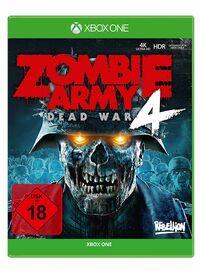 Hier klicken, um das Cover von Zombie Army 4: Dead War (Xbox One) zu vergrößern
