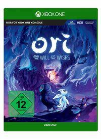 Hier klicken, um das Cover von Ori and the Will of the Wisps (Xbox One) zu vergrößern