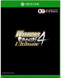 Hier klicken, um das Cover von Warriors Orochi 4 Ultimate (Xbox One) zu vergrößern