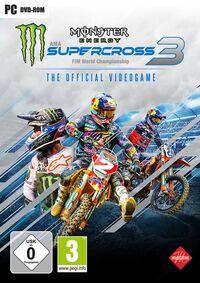 Hier klicken, um das Cover von Monster Energy Supercross - The Official Videogame 3 (PC) zu vergrößern