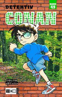 Hier klicken, um das Cover von Detektiv Conan 49 zu vergrößern