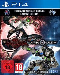 Hier klicken, um das Cover von Bayonetta & Vanquish 10th Anniversary Bundle Limited Edition (PS4) zu vergrößern