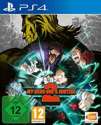 Hier klicken, um das Cover von My Hero One's Justice 2 (PS4) zu vergrößern