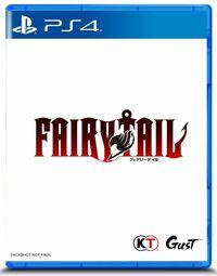 Hier klicken, um das Cover von FAIRY TAIL (PS4) zu vergrößern