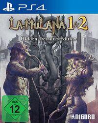 Hier klicken, um das Cover von LA-MULANA 1 & 2: Hidden Treasures Edition (PS4) zu vergrößern