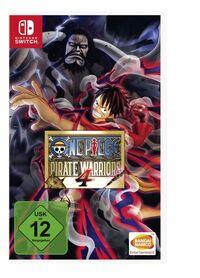 Hier klicken, um das Cover von One Piece: Pirate Warriors 4 (Switch) zu vergrößern