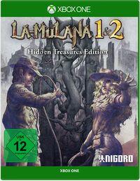 Hier klicken, um das Cover von LA-MULANA 1 & 2: Hidden Treasures Edition (Xbox One) zu vergrößern