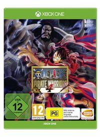 Hier klicken, um das Cover von One Piece: Pirate Warriors 4 (Xbox One) zu vergrößern