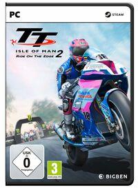 Hier klicken, um das Cover von TT - Isle of Man 2 - Ride on the Edge (PC) zu vergrößern
