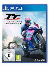 Hier klicken, um das Cover von TT - Isle of Man 2 - Ride on the Edge (PS4) zu vergrößern
