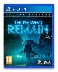 Hier klicken, um das Cover von Those Who Remain (PS4) zu vergrößern