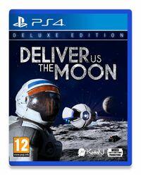 Hier klicken, um das Cover von Deliver Us The Moon (PS4) zu vergrößern