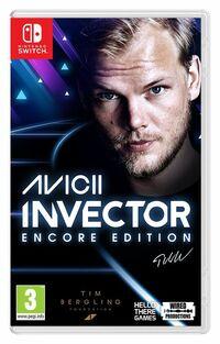 Hier klicken, um das Cover von Invector Avicii (Switch) zu vergrößern