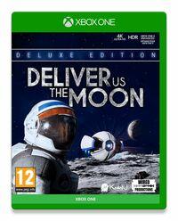 Hier klicken, um das Cover von Deliver Us The Moon (Xbox One) zu vergrößern