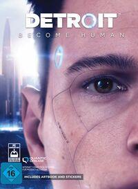 Hier klicken, um das Cover von Detroit: Become Human (PC) zu vergrößern
