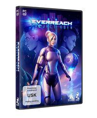 Hier klicken, um das Cover von Everreach: Project Eden (PC) zu vergrößern