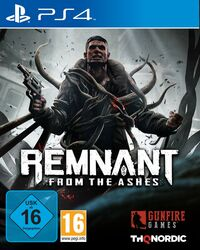 Hier klicken, um das Cover von Remnant: From the Ashes (PS4) zu vergrößern