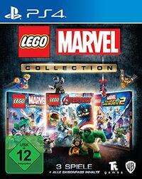Hier klicken, um das Cover von LEGO Marvel Collection (PS4) zu vergrößern