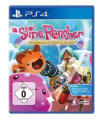 Hier klicken, um das Cover von Slime Rancher Deluxe Edition (PS4) zu vergrößern