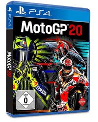 Hier klicken, um das Cover von MotoGP20 (PS4) zu vergrößern