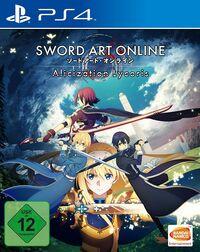 Hier klicken, um das Cover von Sword Art Online Alicization Lycoris (PS4) zu vergrößern