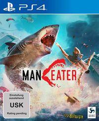 Hier klicken, um das Cover von Maneater Day One Edition (PS4) zu vergrößern