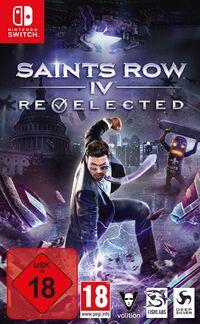 Hier klicken, um das Cover von Saints Row IV Re-Elected (Switch) zu vergrößern