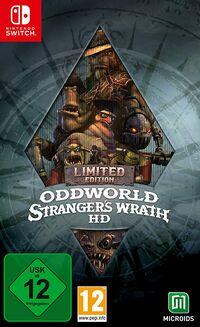 Hier klicken, um das Cover von Oddworld Stranger's Wrath Hd (Switch) zu vergrößern