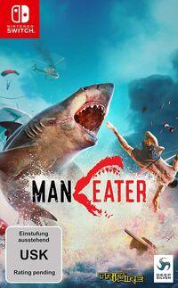 Hier klicken, um das Cover von Maneater Day One Edition (Switch) zu vergrößern