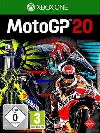 Hier klicken, um das Cover von MotoGP20 (Xbox One) zu vergrößern