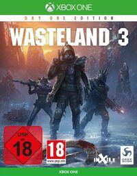 Hier klicken, um das Cover von Wasteland 3 Day One Edition (Xbox One) zu vergrößern