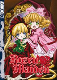 Hier klicken, um das Cover von Rozen Maiden 2 (Anime) zu vergrößern