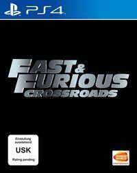 Hier klicken, um das Cover von Fast & Furious Crossroads (PS4) zu vergrößern