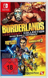 Hier klicken, um das Cover von Borderlands Legendary Collection (Switch) zu vergrößern