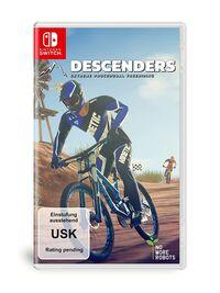 Hier klicken, um das Cover von Descenders (Switch) zu vergrößern