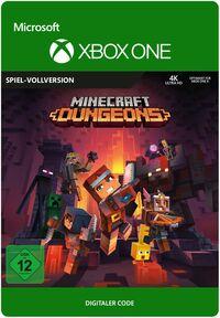 Hier klicken, um das Cover von Minecraft Dungeons Standard (Xbox One) zu vergrößern